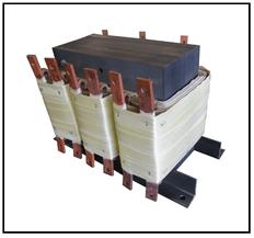 HEATING ELEMENT TRANSFORMER, 13 KVA, 3 PH, 60 Hz, P/N 19268N