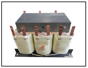 THREE PHASE MULTI TAP TRANSFORMER, 20 KVA, P/N 19117N