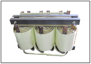 THREE PHASE MULTI TAP TRANSFORMER, 139 KVA, P/N 18781N