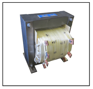 SINGLE PHASE MULTI TAP TRANSFORMER, 3 KVA, P/N 19285