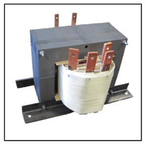 SINGLE PHASE MULTI TAP TRANSFORMER, 12 KVA, P/N 18828N
