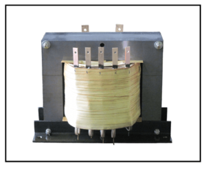 SINGLE PHASE MULTI TAP TRANSFORMER, 40 KVA, P/N 18803N