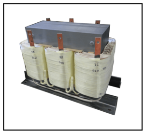 THREE PHASE ISOLATION TRANSFORMER FOR SOLAR PANELS, 20 KVA, P/N 19297N