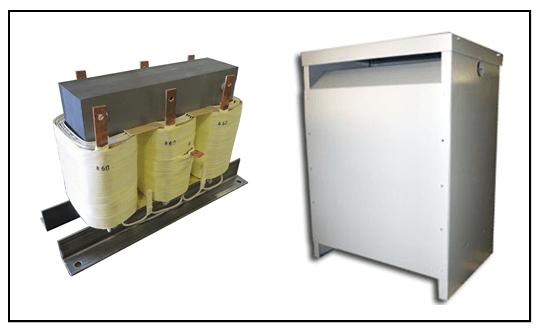 three phase buck boost transformer 10 4 kva input 460. Black Bedroom Furniture Sets. Home Design Ideas