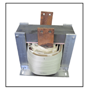 VARIABLE GAPPED INDUCTOR, 10/20/30/40 UH, 2000 AMPS