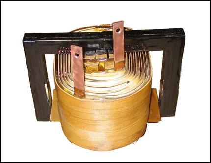 Ferrite Core Gapped Inductor, 16 KHz, P/N 18675L   L/C Magnetics