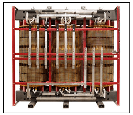 MEDIUM VOLTAGE DRY TYPE TRANSFORMERS - L/C Magnetics